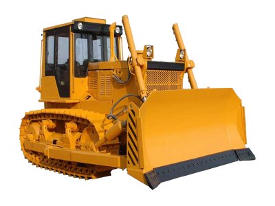 Гусеничный трактор Т-10