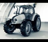 Новый роскошный трактор Nitro от Lamborghini