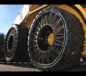 Безвоздушные шины X-Tweel SSL от Michelin